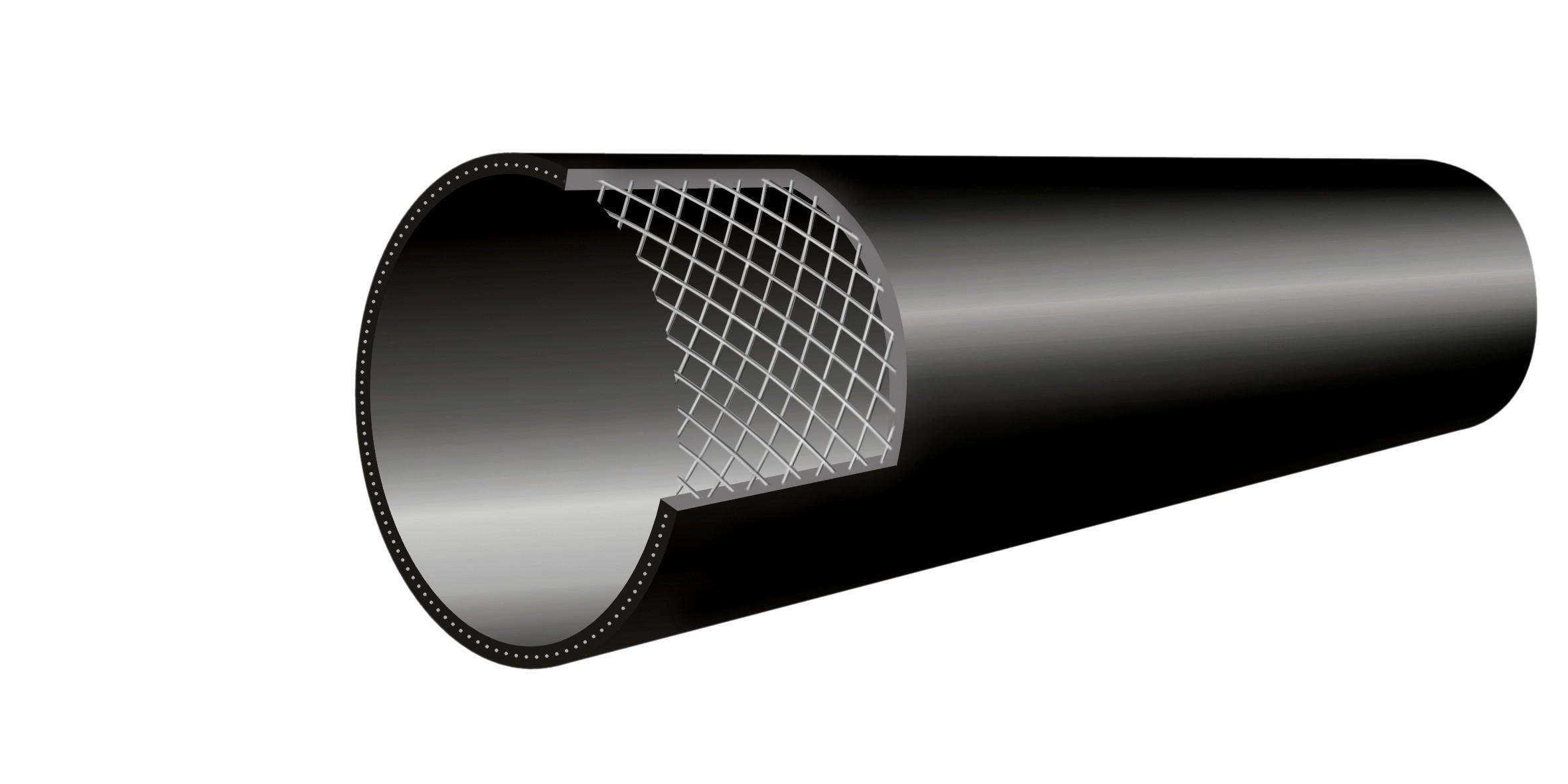 HDPE鋼絲網骨架複合管