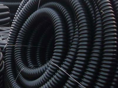电缆碳素波纹管