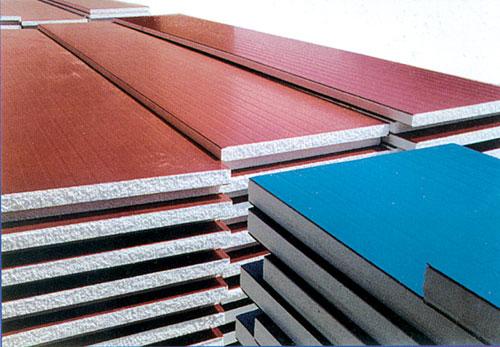 鋼結構層面保溫