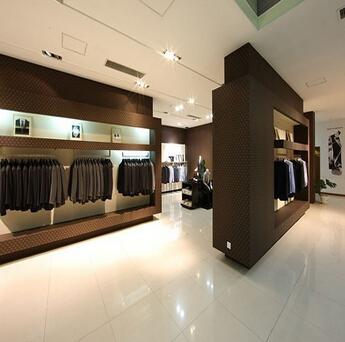 服装店展柜