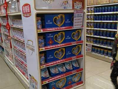 石家庄超市货架