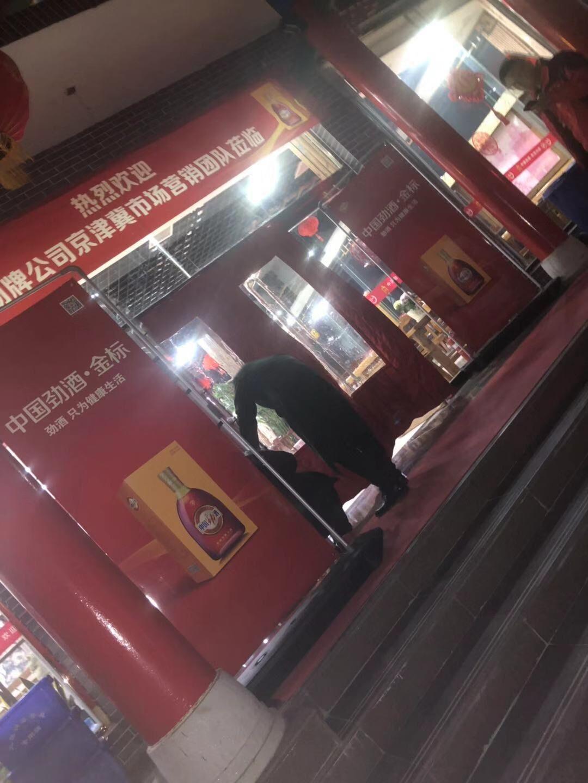 石家庄劲酒活动广告制作
