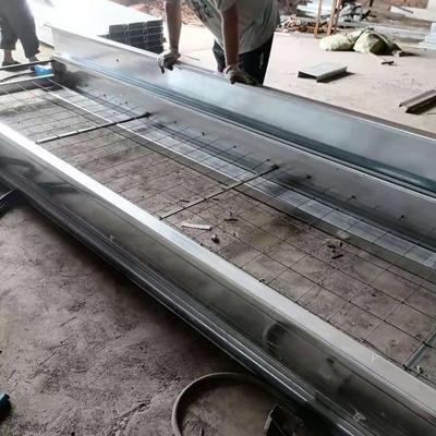石家庄钢骨架轻型屋面板厂家