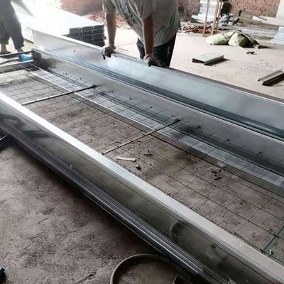 钢骨架轻型屋面板公司