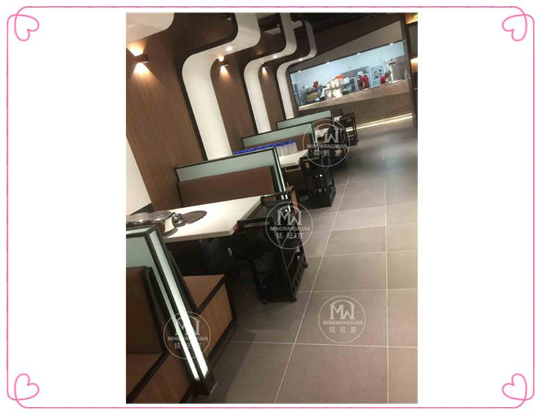 餐厅火锅桌子板凳