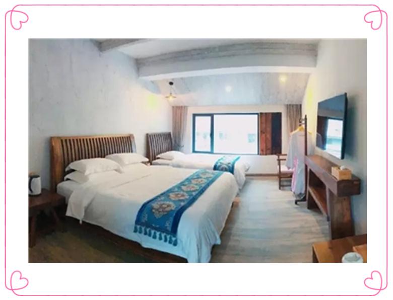 定做酒店客房家具