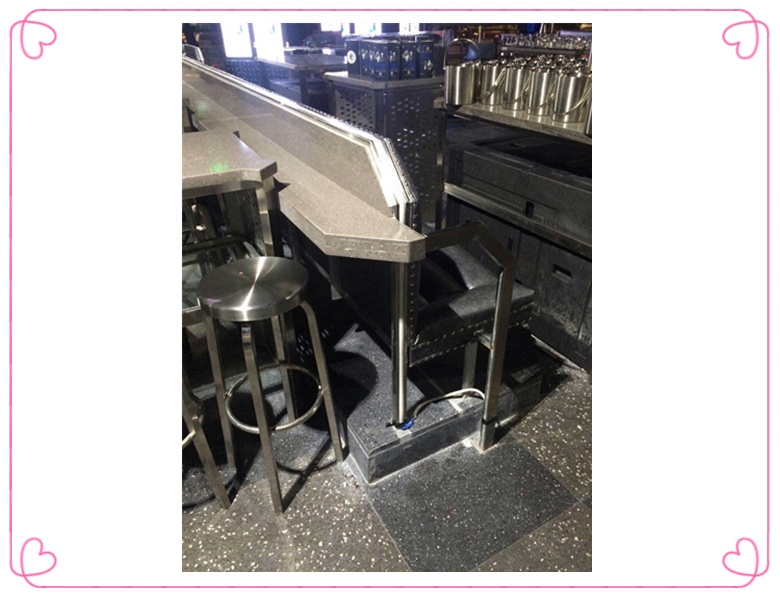 酒吧卡座椅子