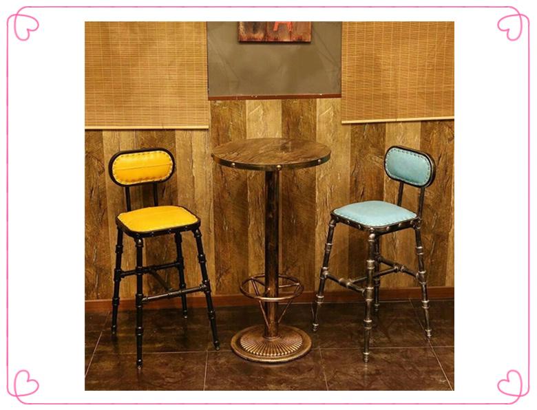 酒吧椅子定做