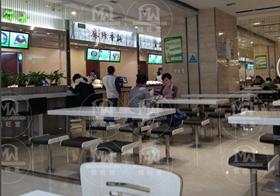 快餐馆桌椅