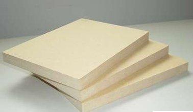 Medium density fiberboard (MDF) special powder coating