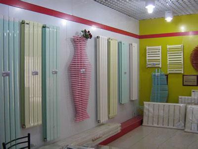 High-grade radiator special powder coating