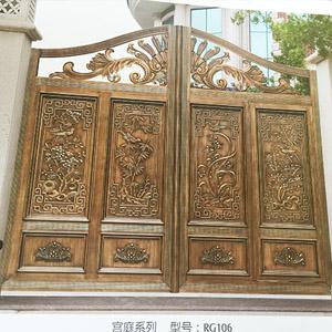 云南铁艺大门厂家