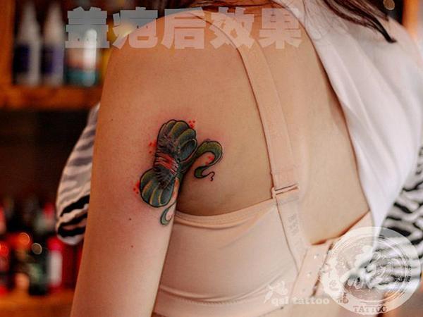 贵阳精致纹身