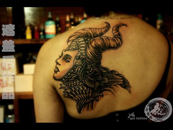贵州艺术纹身