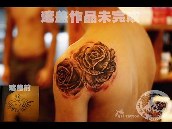 贵阳纹身图案