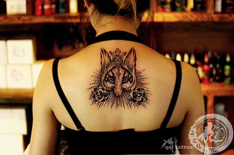 纹身刺青店