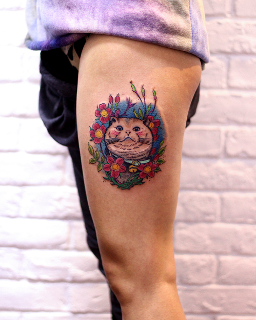 纹身多少钱