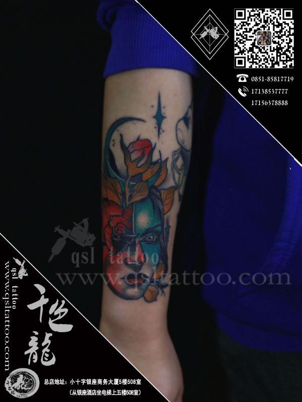 刺青纹身哪家好