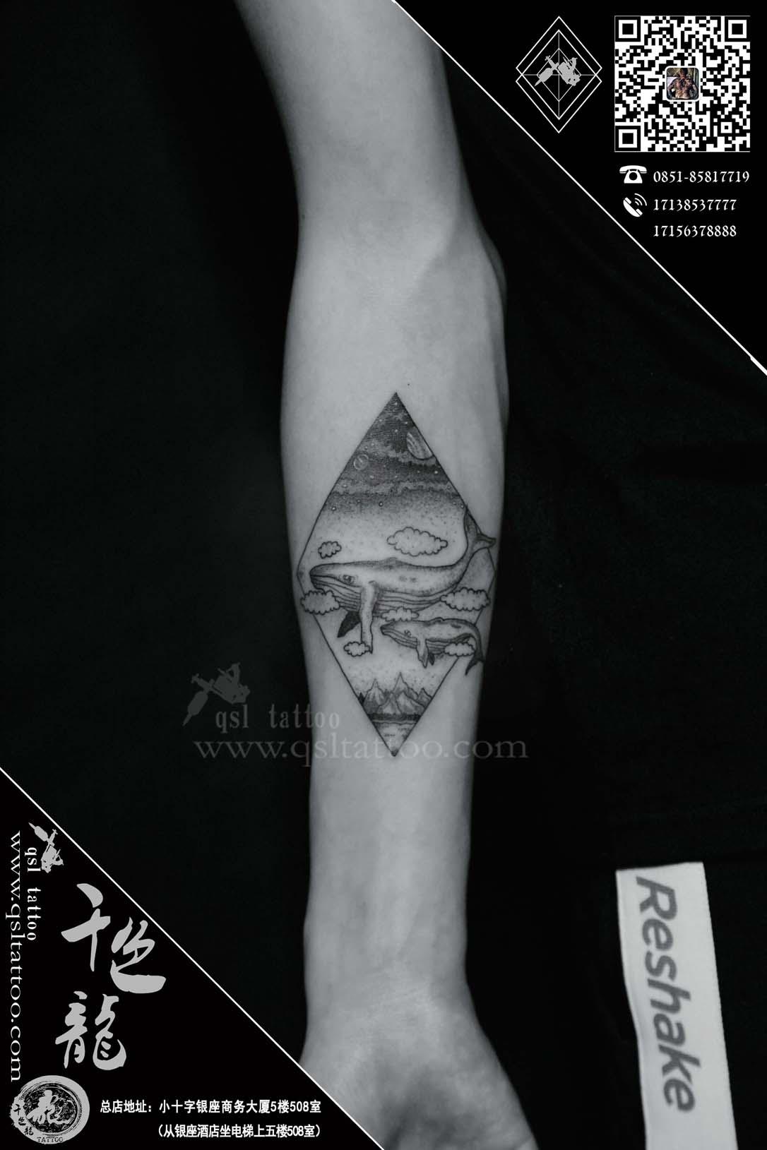 贵阳纹身设计