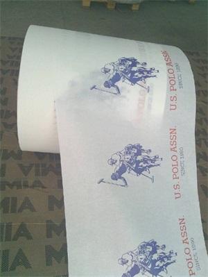 包装打字纸印刷