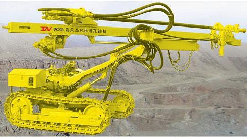DR50A履带式气动钻机