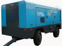 PESJ1000电动移动式压缩机
