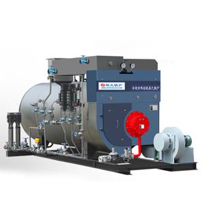 变频式冷凝余热回收锅炉