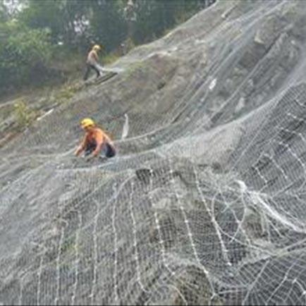 昆明边坡防护网批发
