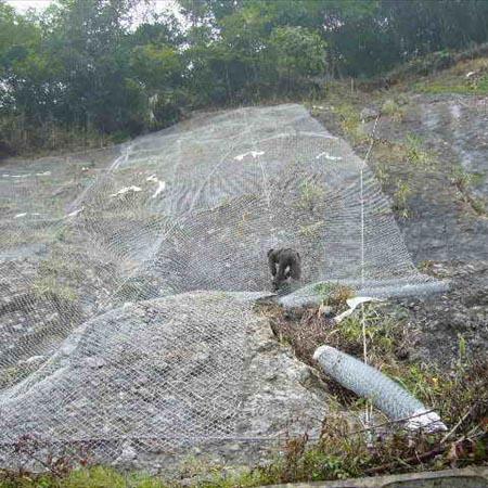 昆明边坡防护网