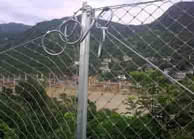 大理边坡防护网