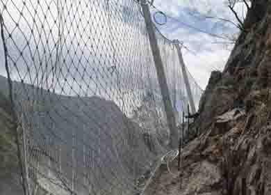 边坡防护网报价