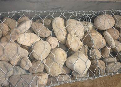 昆明石籠網