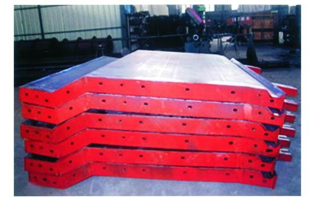 钢模板产品配件