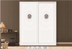 板式衣柜移门:ES-6068