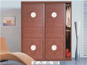 板式衣柜移门:ES-6072