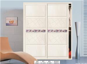 板式衣柜移门:ES-6081