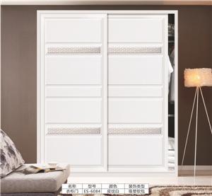 板式衣柜移门:ES-6084