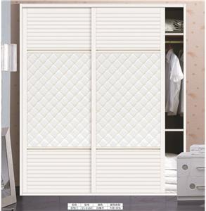 板式衣柜移门:ES-6160