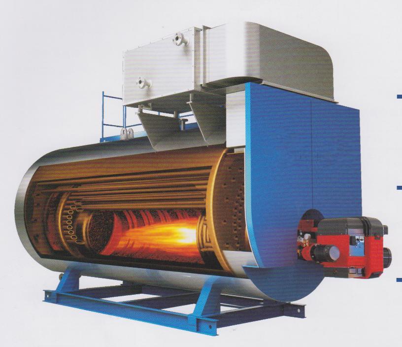 一体式冷凝常压热水锅炉