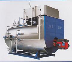 一体式完全冷凝蒸汽锅炉