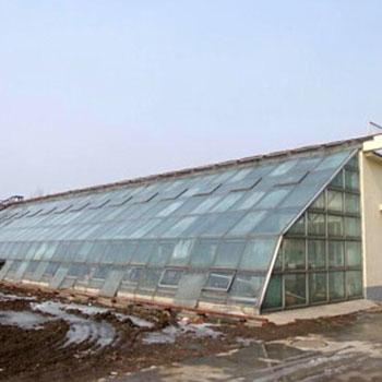 云南玻璃温室大棚