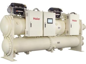 水地源热泵磁悬浮离心机组