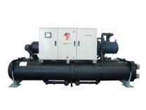 水地源热泵