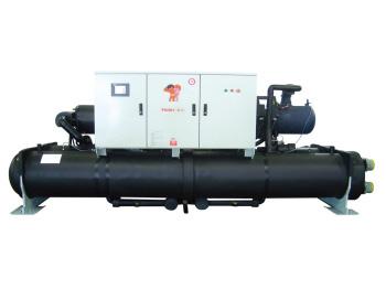 高温型水地源热泵机组