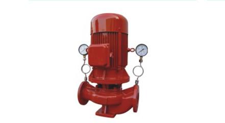 立(卧)式单级消防泵组