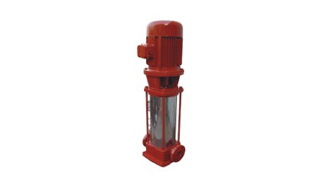 立(卧)式多级消防泵组