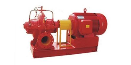 中开式消防泵