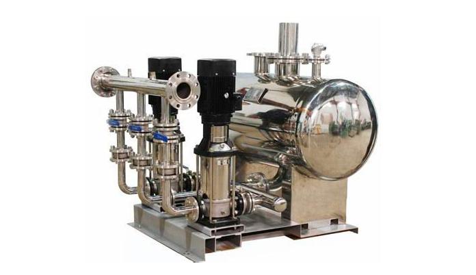 罐式无负压变频供水设备