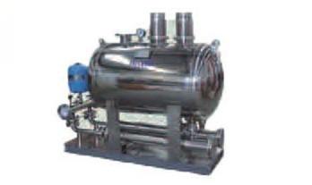 管中泵无负压变频供水设备