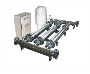 成都管中泵变频供水设备